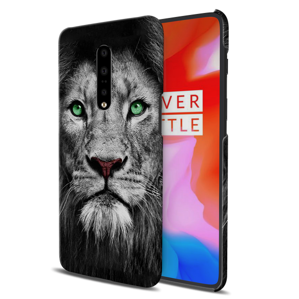 Lion Face Cover Case for OnePlus 7 Pro