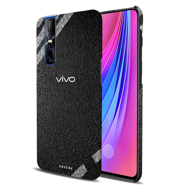 Strips On Road Cover Case for Vivo V15 Pro