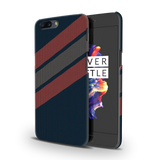 Red Stripes Dots  Cover Case for OnePlus 5