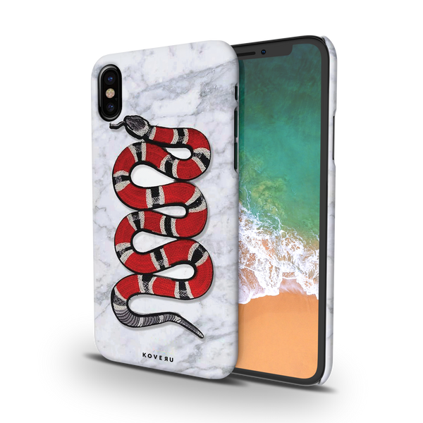 Kingsnake Cover Case for iPhone X