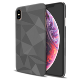 Polygon Edges Cover Case for iPhone XS Max