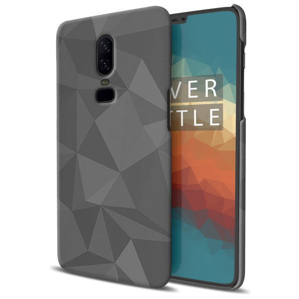 Polygon Edges Cover Case for OnePlus 6