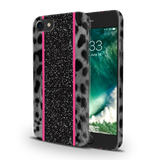 Leapard Fur Cover Case for iPhone 7/8