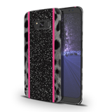Leapard Fur Cover Case for Samsung Galaxy S8
