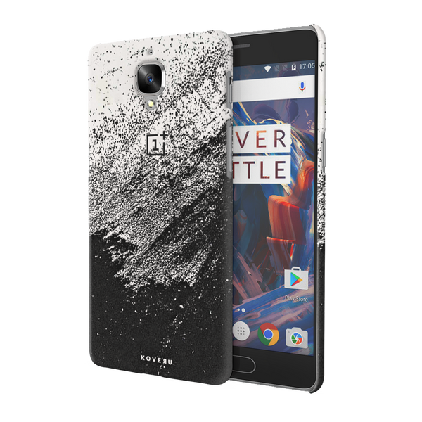 Distressed Overlay Texture Cover Case for OnePlus 3/3T