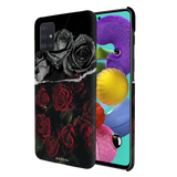 Dark roses Cover Case for Samsung Galaxy A51