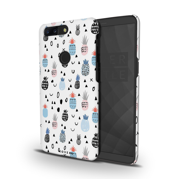 Pine Apple Pattern Cover Case for OnePlus 5T