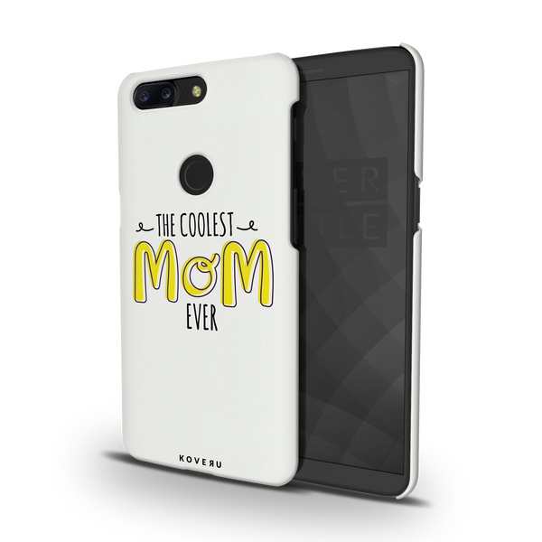 Coolest Mom Cover Case for OnePlus 5T