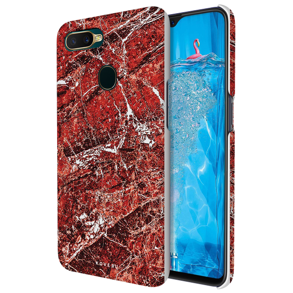 Glazed Marble  for Oppo A7