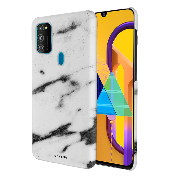 Clouds Marble Cover Case for Samsung Galaxy M30S