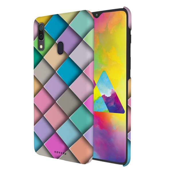 Paradise of colors Cover Case for Samsung Galaxy A20