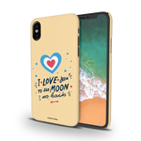 Essence of Heart Cover Case for iPhone X