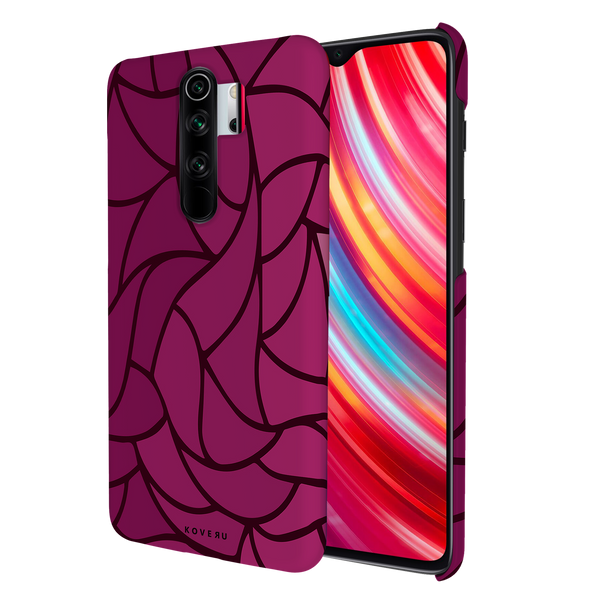 Summer Pink Blossom Cover Case for Redmi Note 8 Pro