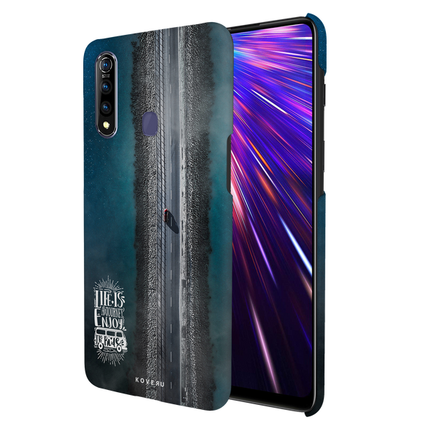 Just Keep Going Cover Case for Vivo Z1 Pro