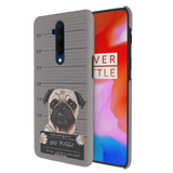 Bad Pug Cover Case for OnePlus 7T Pro