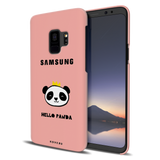 Say Hello to Panda Cover Case For Samsung Galaxy S9