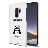 Love for Panda Cover Case For Samsung Galaxy S9 Plus