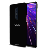 Jet Black Cover Case for Vivo V17 Pro