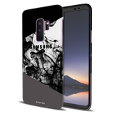 Grey Splash Case Cover for Samsung Galaxy S9 Plus