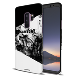 White Splash Case Cover for Samsung Galaxy S9 Plus