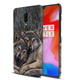 Wolf Cover Case For OnePlus 6T