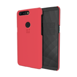 Red Back Cover Case For OnePlus 5T