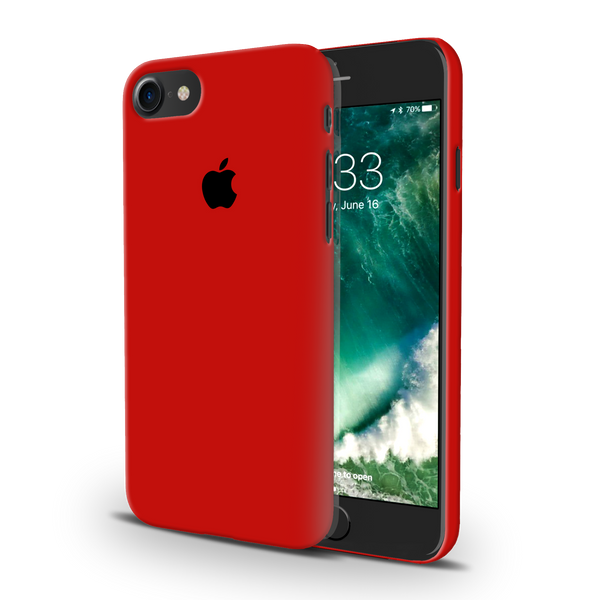 Blood Red Cover Case For iPhone 7/8