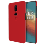 Blood Red Cover Case For OnePlus 6
