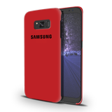 Blood Red Cover Case For Samsung Galaxy S8