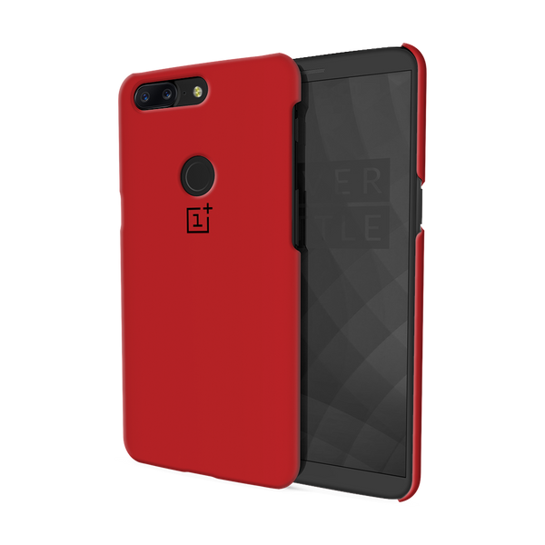 Blood Red Cover Case For OnePlus 5T