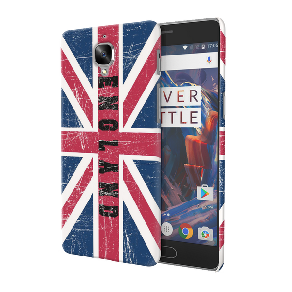 England Cover Case for OnePlus 3/3T