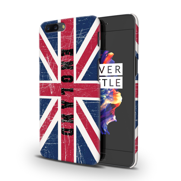 England Cover Case for OnePlus 5