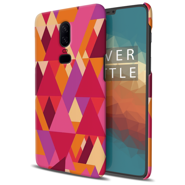 Geomix Cover Case for OnePlus 6