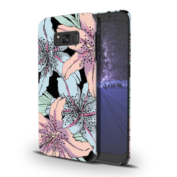Lily Love Case Cover for Samsung Galaxy S8 Plus