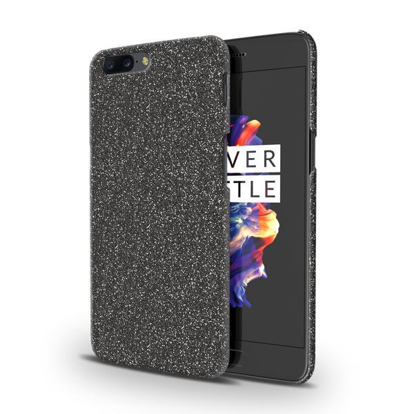 Grey Flakes Cover Case For OnePlus 5