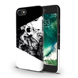 White Splash Cover Case For iPhone 7/8