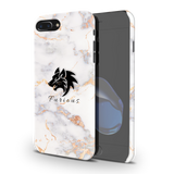 Furious Wolf Marble Cover Case For iPhone 7/8 Plus