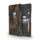 Army Camouflage Cover Case For Google Pixel 2