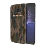 Army Camouflage Cover Case For Samsung Galaxy S8