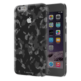 Black Camouflage Back Cover Case For iPhone 6/6S Plus
