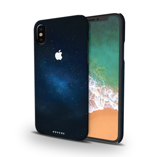Glowing Stars Cover Case For  iPhone X