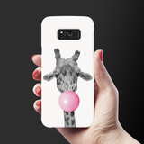 Bubble Giraffe  Cover Case For Samsung Galaxy S8 Plus