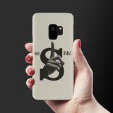Shh Cover Case For  Samsung Galaxy S9