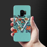 Tropical Cover Case For  Samsung Galaxy S9
