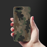 Army Abstract  Camouflage Cover Case For OnePlus 5T