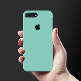 Turquoise Cover Case For iPhone 7/8 Plus