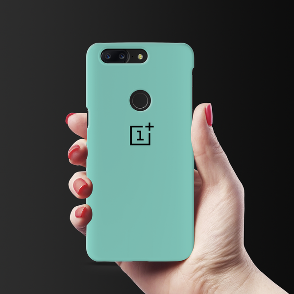 Turquoise Cover Case For OnePlus 5T