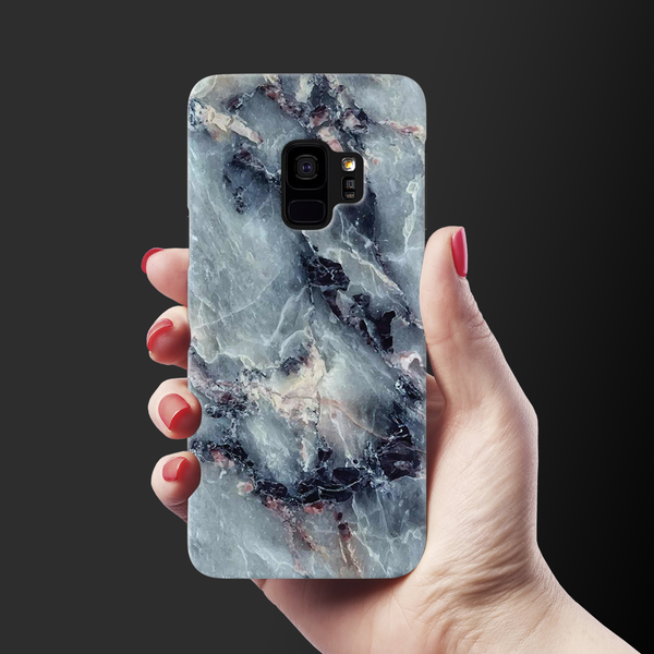 Blue Marble Cover Case For Samsung Galaxy S9