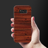 Wooden Printed Cover Case For Samsung Galaxy S8 Plus