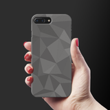 Polygon Edges Cover Case for iPhone 7/8 Plus